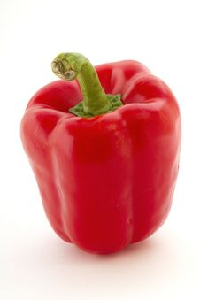 Free Red Pepper 2 Royalty Free Stock Photography - 15675337