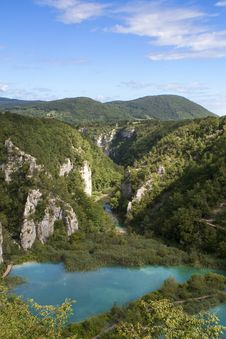 Free Plitvice Natural Park Stock Photos - 15675933
