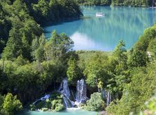 Free Plitvice Natural Park Royalty Free Stock Photo - 15675945