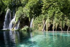 Free Plitvice Natural Park Royalty Free Stock Photos - 15676028