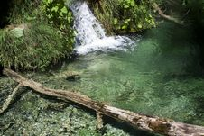 Free Plitvice Natural Park Stock Photography - 15676042