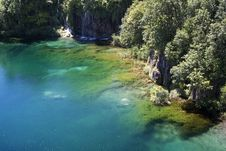 Free Plitvice Natural Park Stock Photo - 15676060