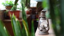 Free Kerosene Lamp Stock Photo - 15676620