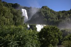 Free Marmore Waterfalls Stock Photos - 15677013