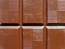 Free Cooking Chocolate Texture Royalty Free Stock Photos - 15677238