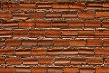 Free Red Brick Wall Stock Images - 15677884