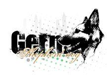 Free German Shepherd Dog Stock Images - 15678084