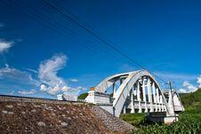 Free Train Bridge In Norhtern Thailand Stock Photos - 15678173