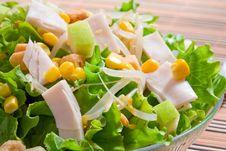 Free Salad Royalty Free Stock Photography - 15678227
