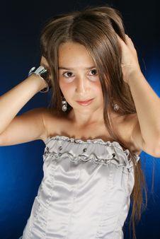 Free Girl Royalty Free Stock Photos - 15679038