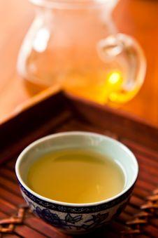 Free Tea Set In Thai Style Stock Photo - 15679110