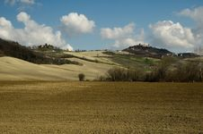 Free Montalto Pavese Hills Stock Photography - 15679532