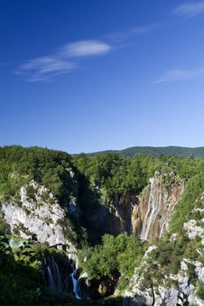 Free Plitvice Natural Park Stock Images - 15679764