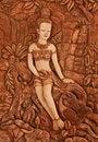 Free Thai Style Molding Art Royalty Free Stock Photo - 15680855