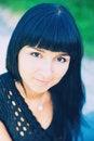 Free Portrait Of Beauty Brunette Outside Stock Photo - 15683930