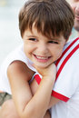Free Laughing Boy Royalty Free Stock Photography - 15689107