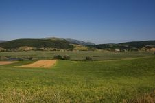 Free Umbria Hills Royalty Free Stock Images - 15680239