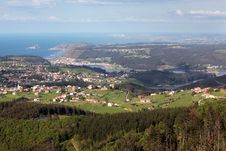 Free Coast Villages In Asturias, Spain Royalty Free Stock Photography - 15680427
