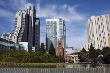 Free San Francisco Downtown Stock Images - 15680494