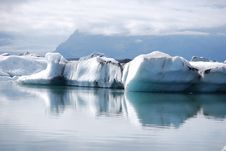Free Glacial Lagoon Stock Images - 15681374