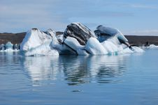 Free Glacial Lagoon Stock Images - 15681404