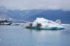 Free Glacial Lagoon Stock Photo - 15681420