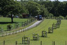 Free Farmland. Stock Photos - 15681493