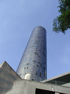 Free Circular Building Stock Image - 15681511