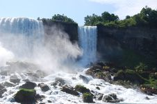 Free American Falls Tour Royalty Free Stock Photography - 15681527