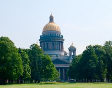 Free Saint Isaac S Cathedral Stock Images - 15682564