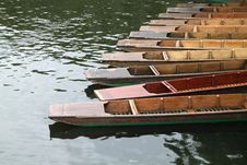 Free Detail Of The Punts Stock Photos - 15682933