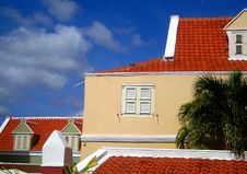 Free Building In Punda, Curacao Stock Images - 15682994