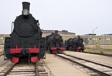 Free Steam Locomotives Royalty Free Stock Photography - 15683757