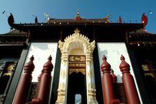 Free Thai Art Stock Image - 15684901