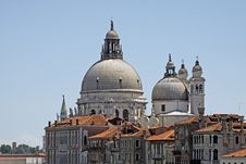 Free Venice, View Of The Ponte Accademia Royalty Free Stock Image - 15685806
