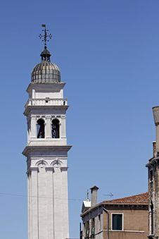 Free Venice, Church S. Giorgio Dei Greci Stock Photo - 15685840