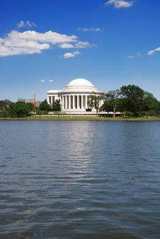 Free Jefferson Memorial Royalty Free Stock Photos - 15687278