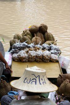 Free Floating Market Stock Photos - 15687433