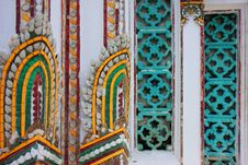 Free Wat Pho, Temple Of The Reclining Buddha Stock Photos - 15688203