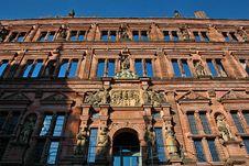 Free Heidelberg Castle Royalty Free Stock Photo - 15688225