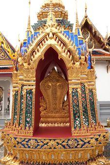 Free Grand Palace In Bangkok, Thailand Royalty Free Stock Photography - 15688567