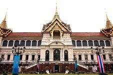 Free Grand Palace In Bangkok, Thailand Royalty Free Stock Image - 15688596