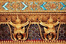 Free Grand Palace In Bangkok, Thailand Stock Photos - 15688693