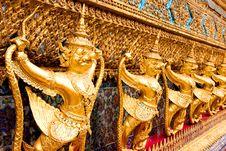Free Grand Palace In Bangkok, Thailand Royalty Free Stock Photos - 15688698
