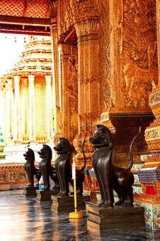 Free Grand Palace In Bangkok, Thailand Royalty Free Stock Photos - 15688728