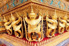 Free Grand Palace In Bangkok, Thailand Stock Images - 15688734