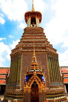 Free Grand Palace In Bangkok, Thailand Stock Image - 15688751