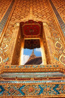 Free Grand Palace In Bangkok, Thailand Royalty Free Stock Image - 15688766