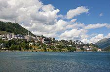 Free Saint Moritz Royalty Free Stock Photography - 15688777