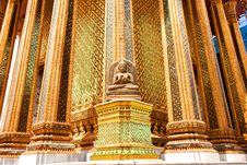 Free Grand Palace In Bangkok, Thailand Stock Photography - 15688812